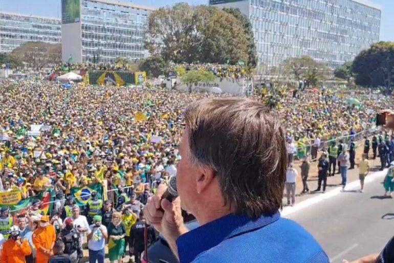 AO SEQUESTRAR O SETE DE SETEMBRO, BOLSONARO CERTAMENTE DESAGRADOU À CASERNA - Agenda do Poder